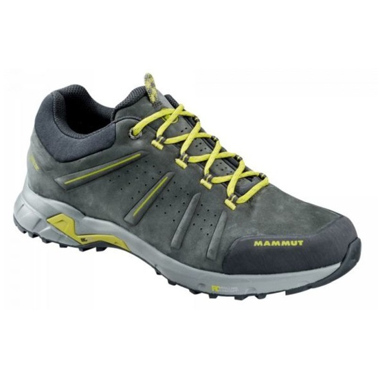 Boty MAMMUT Convey Low GTX® Men, graphite-dark citron