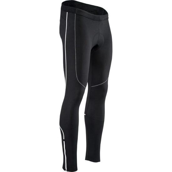 Pánské elastické zateplené kalhoty Silvini RUBENZA MP1319 black