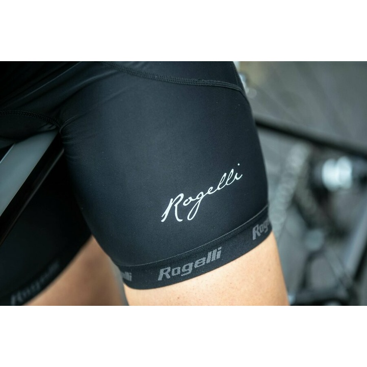 Dámské cyklistické kraťasy Rogelli BASIC DE LUXE WOMEN 002.620