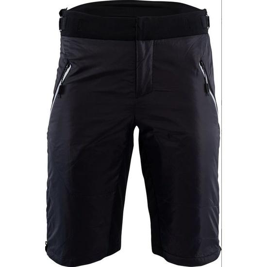 Pánské šortky primaloft Silvini Sud MP1303 black