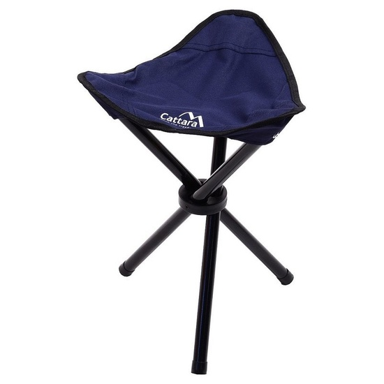 Židle kempingová skládací Cattara OSLO modrá