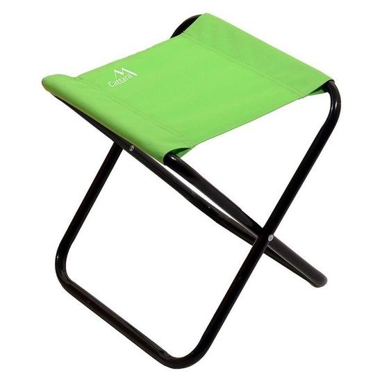 Židle kempingová skládací Cattara MILANO zelená