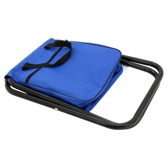 Židle kempingová skládací Cattara MALAGA modrá