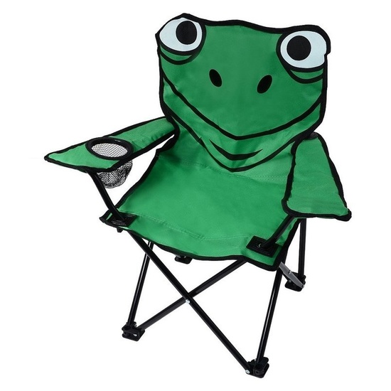 Židle kempingová malá Cattara FROG