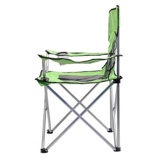 Židle kempingová skládací Cattara NET