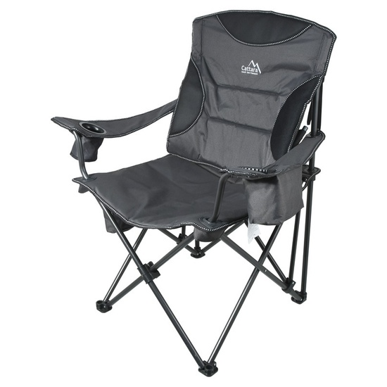 Židle kempingová skládací Cattara MERIT XXL 101 cm
