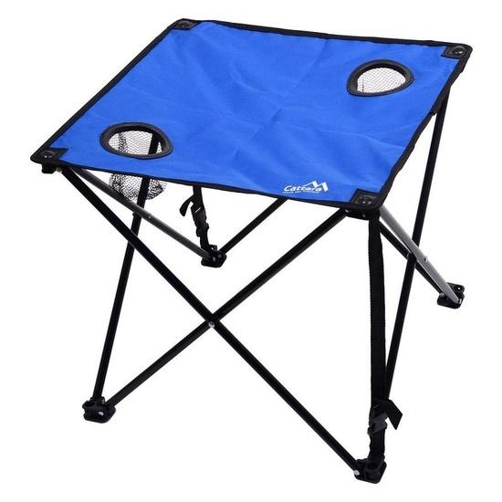 Stůl kempingový skládací Cattara LISBOA modrý