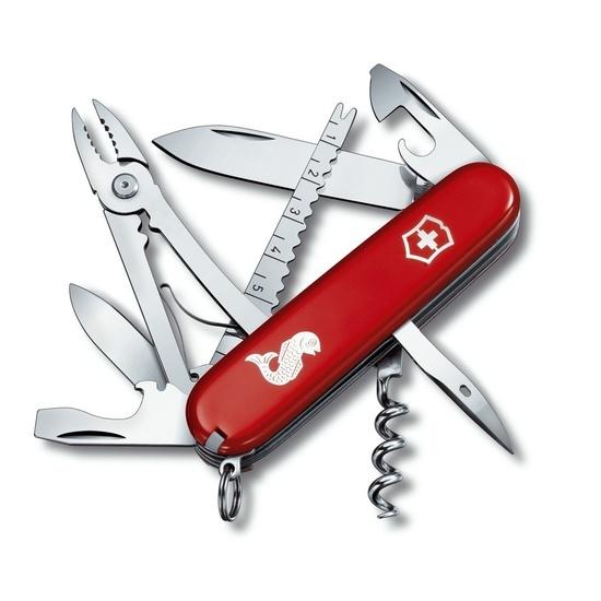Nůž Victorinox Angler 1.3653.72