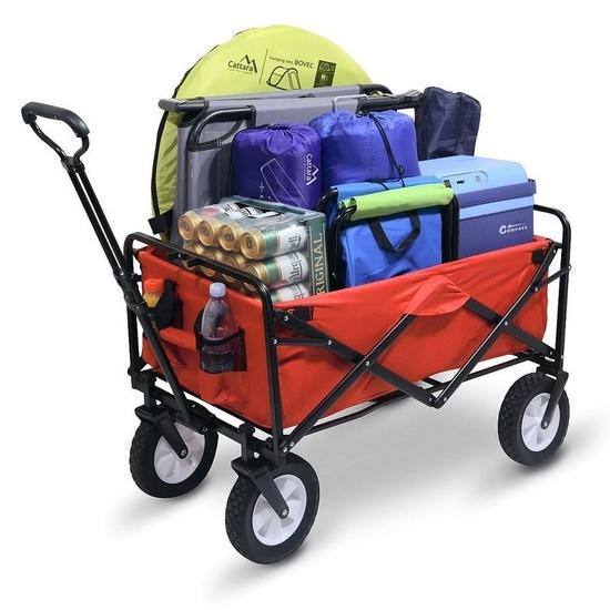 Kempingový vozík skládací Cattara TROGIR