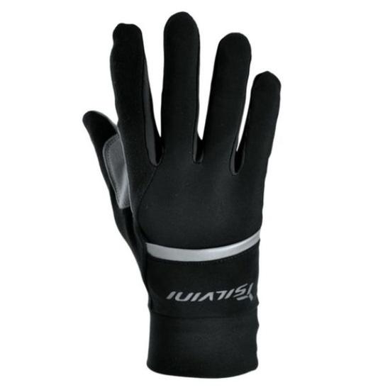 Unisex rukavice Silvini Isonzo UA905 black-white