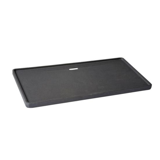 Litinový tál GrandHall pro Xenon, Argon, IT-Grill 38,7x18,5cm