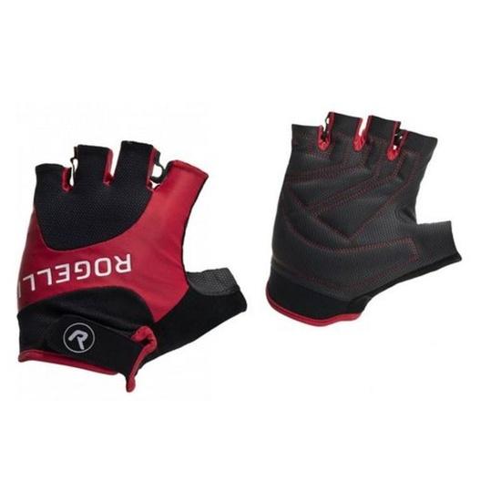Cyklistické rukavice Rogelli ARIOS, červené 006.002.