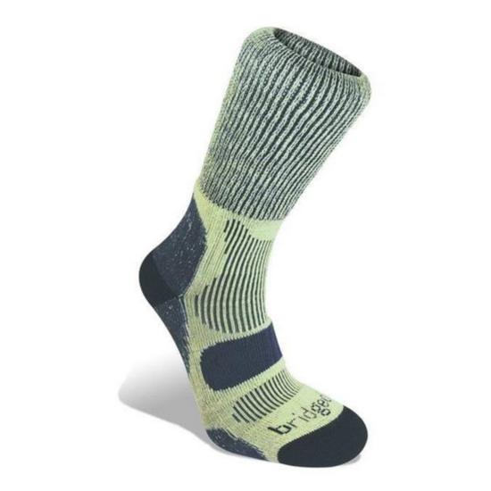 Ponožky Bridgedale Hike Lightweight Cotton Cool Comfort Boot indigo/464