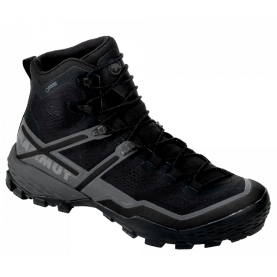 Boty Mammut Ducan High GTX® Men black-black 0052