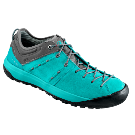 Boty Mammut Hueco Low GTX® Women 40054 dark atoll-grey