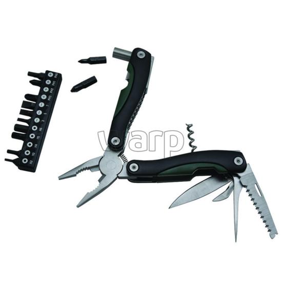 Multifunkční nůž Baladéo BLI017 Locker zelený