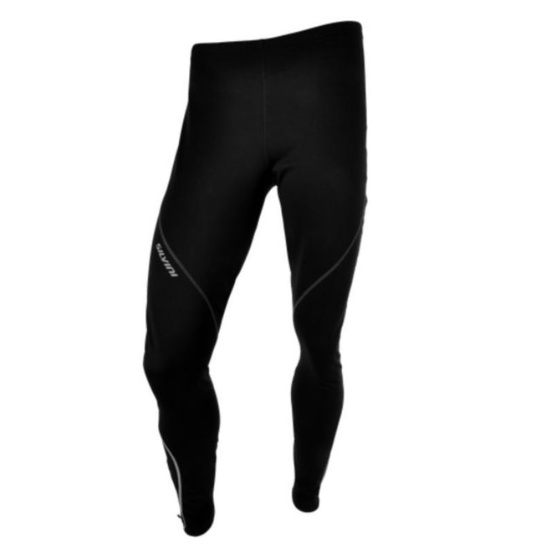 Pánské elastické kalhoty Silvini MOVENZA MP53P black
