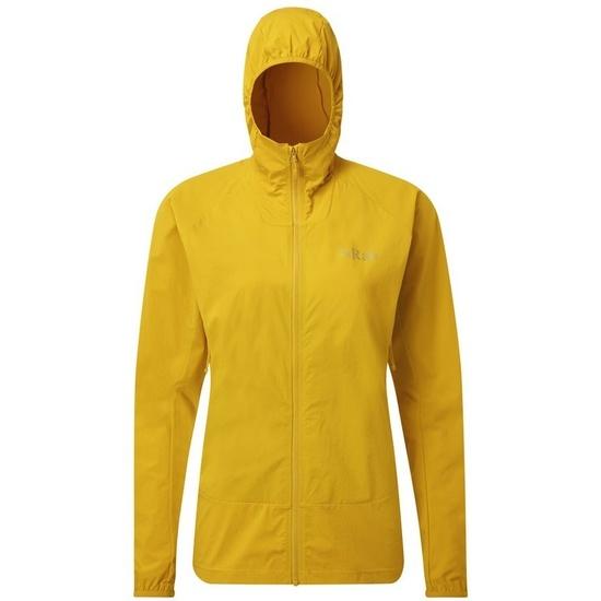 Dámská bunda Rab Borealis Jacket sulphur