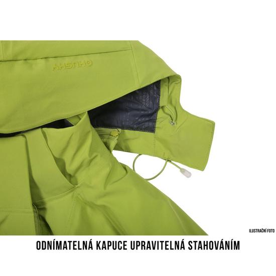 Dámská lyžařská bunda Husky Nopi L zelená