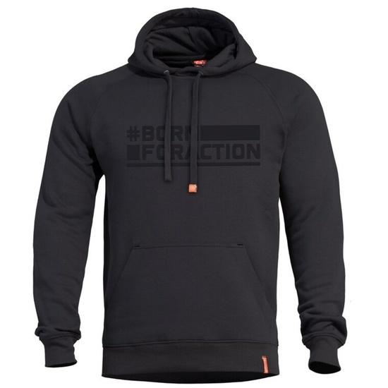 Mikina PENTAGON® Phaeton Born For Action černá