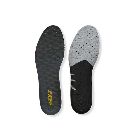 Vložky do obuvi Asolo Standard Unisex šedá