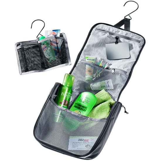 Hygienické pouzdro Deuter Wash Center II (3900520) khaki-ivy