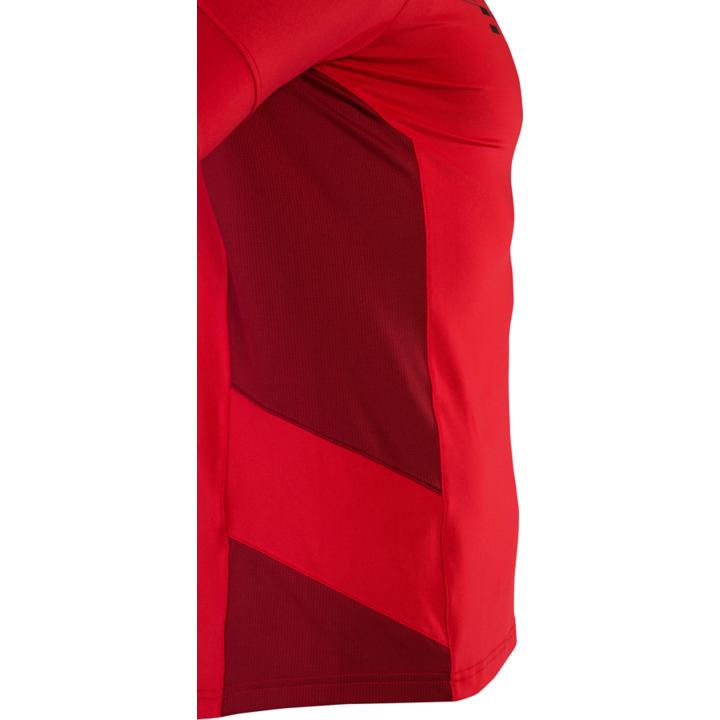 Pánský cyklodres Silvini Croce MD1204 red