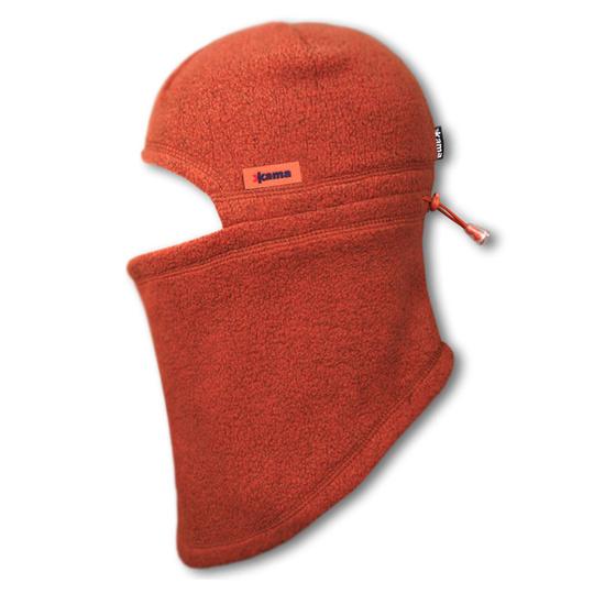 Fleecová kukla Kama D18 barvy Kama: 103-oranžová