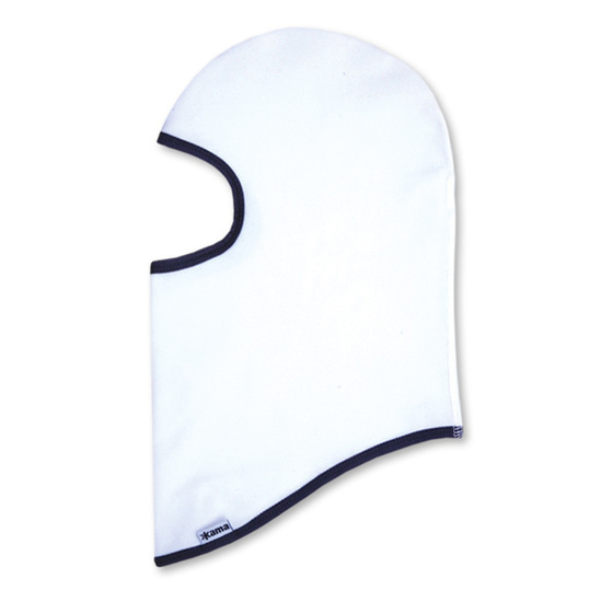 Fleecová kukla pod helmu Kama D17 barvy Kama: 101-bílá