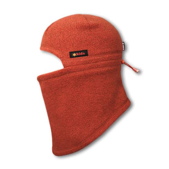 Dětská fleecová kukla Kama DB18 barvy Kama: 103-oranžová
