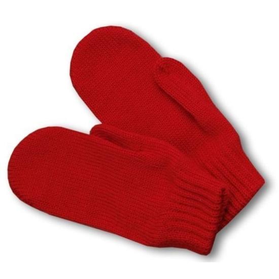 Dětské palčáky Kama RB05 barvy Kama: 104-červená