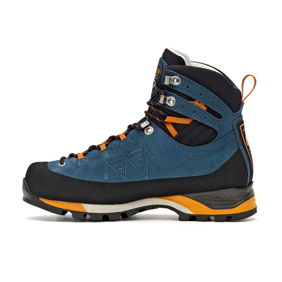 Boty Asolo Traverse GV ML indian teal/claw/A903