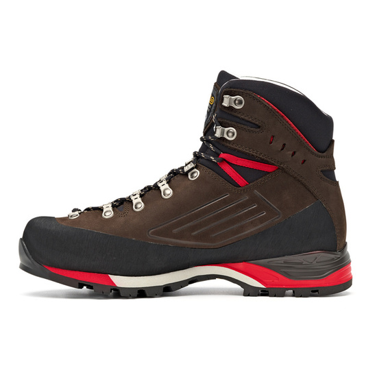 Boty Asolo Superior GV MM dark brown/red/A904