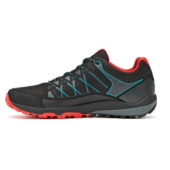 Boty Asolo Grid GV MM black/red/A392