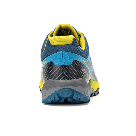 Boty Asolo Grid GV MM indian teal/yellow/A898