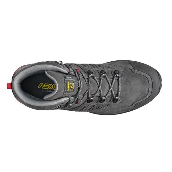 Pánské zimní boty Asolo Oulu GV MM graphite/red/A619