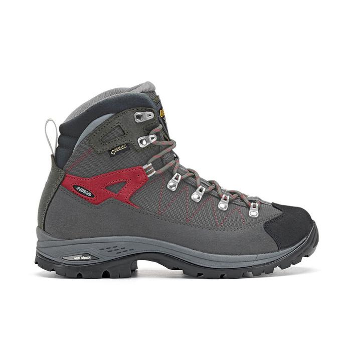 Dámské boty Asolo Finder GV Grey/Stone/Gerbera/A931