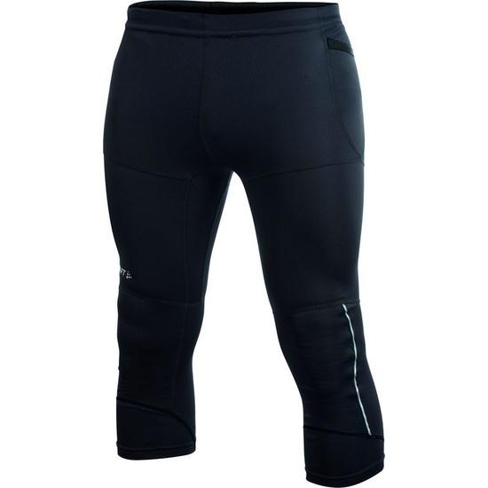 Pánské 3/4 kalhoty Craft Performance Hybrid Knickers 1901341-9999