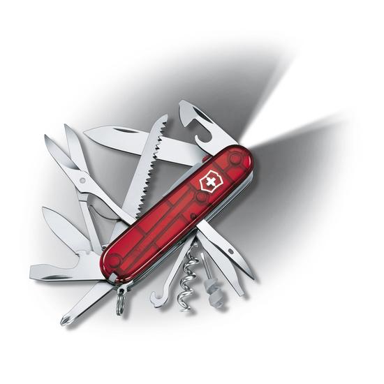 Nůž Victorinox Huntsman Lite 1.7915.T