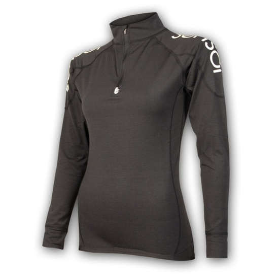 Dámské triko stoják zip Sensor Thermo 1065656-23