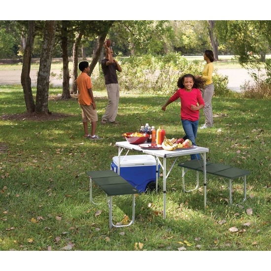 Stolek Coleman Pack-Away Table For 4