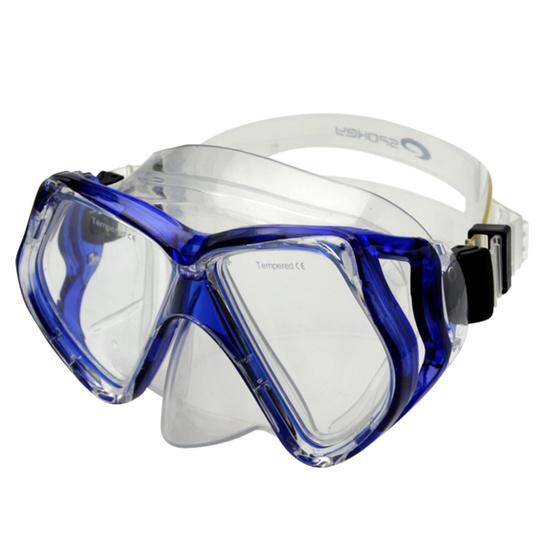 Sada pro potápění Spokey NATATOR barva: modrá