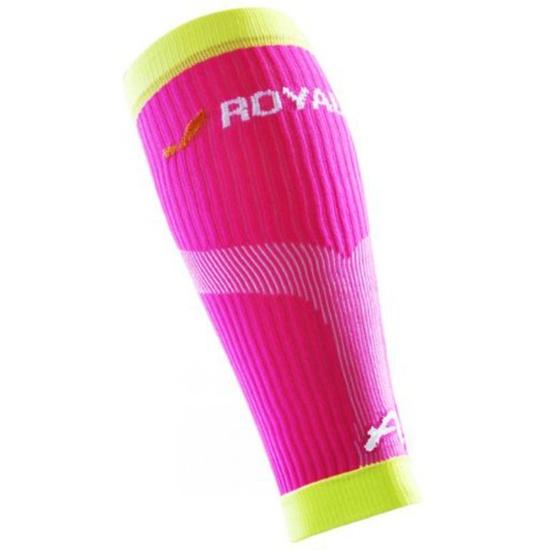 Kompresní lýtkové návleky ROYAL BAY® Neon Pink 3199