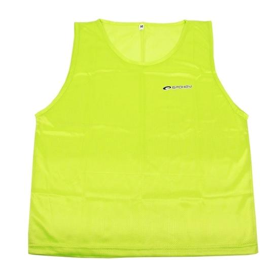 Rozlišovací dres Spokey SHINY žlutá