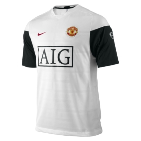 Triko Nike FC Manchester United SS Training Top 355099-100