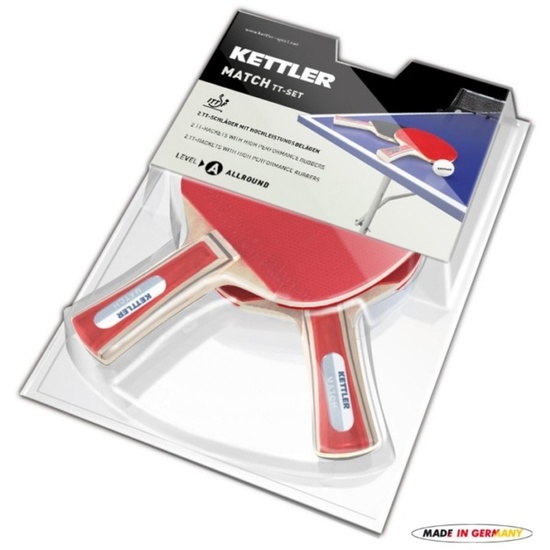 Set pálek na stolní tenis Kettler Match 7090-500