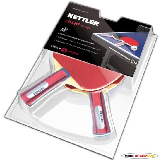Set pálek na stolní tenis Kettler CHAMP 7090-700