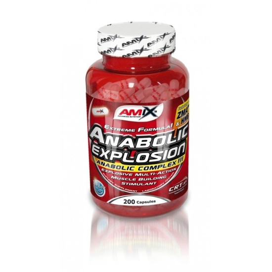Amix Anabolic Explosion 200 kapslí