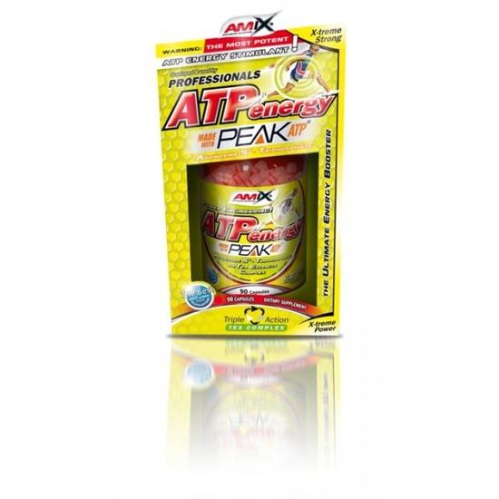 Amix ATP Energy – PEAK® ATP, 90 kapslí
