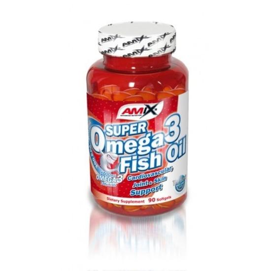 Amix Super Omega3 90 softgels